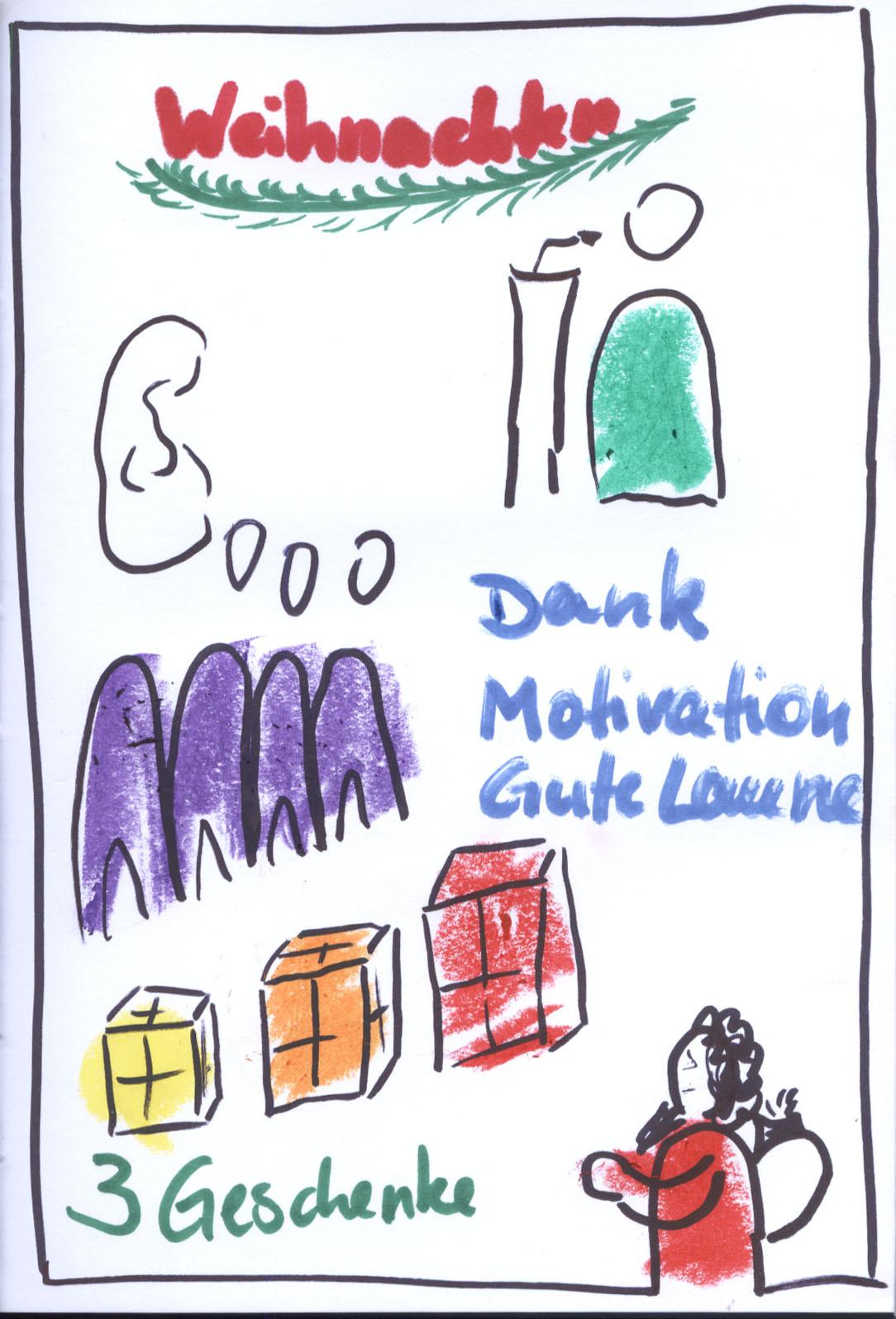 3teilige anleitung zu ihrer weihnachtsansprache. Black Bedroom Furniture Sets. Home Design Ideas