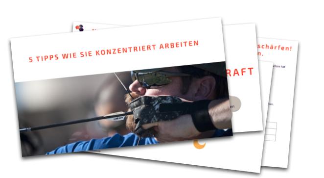 Checkliste von Anke Lambrecht